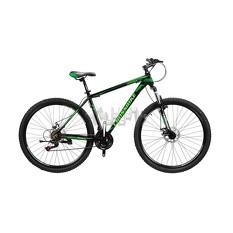 Велосипед (в сборе)    Cross 29 Leader Рама-21 Black-DarkGreen-Green   (29CJPr19-67)   T-BIKE