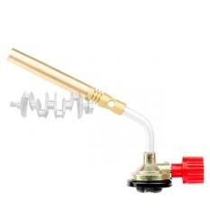 Горелка газовая, регулятор, сопло D=10мм INTERTOOL