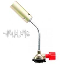 Горелка газовая, регулятор, сопло D=23мм INTERTOOL