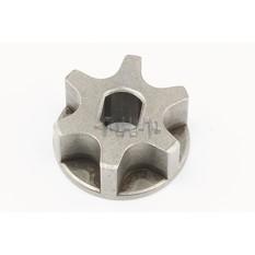 Звезда электропилы (венец привода)   (D-30, d-8/10, H-10mm)   KZ
