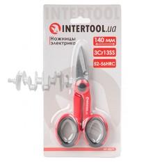 Ножницы электрика INTERTOOL
