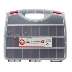 Органайзер пластиковый, 15 380x310x60 мм INTERTOOL