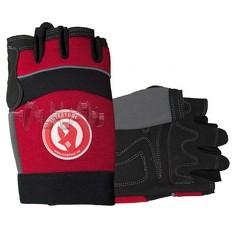 Перчатка Microfiber без пальцев, вставки спандекса и неопрена, эластичный манжет на липучке, 9 INTER
