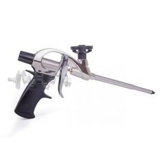 Пистолет для пены с тефлоновым покрытием держателя баллона + 4 нас. INTERTOOL