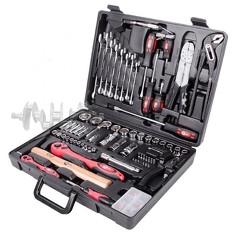 Профессиональный набор инструментов 1/2  1/4 99 ед. INTERTOOL