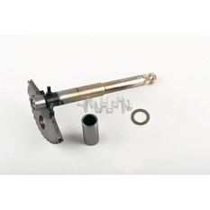 Сектор заводной (полумесяц)   4T GY6 125/150   (L-153mm)   (+втулки)