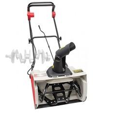 Снегоуборщик электрический, 1.6 кВт, рабочая ширина 500 мм, с регулировкой направления выброса снега