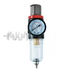 Фильтр для очистки воздуха + редуктор 1/4 INTERTOOL