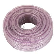 Шланг PVC высокого давления армированный 6 мм x 50 м INTERTOOL
