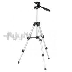 Штатив для лазерного уровня 280-650 мм, резьба 1/4 INTERTOOL