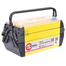 Ящик для инструмента 20, 5 секций, 515x210x230 мм INTERTOOL