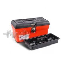 Ящик для инструмента с металлическими замками 13 330x180x165 мм INTERTOOL