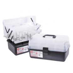 Ящик для инструментов, 14,5 365x215x200 мм INTERTOOL