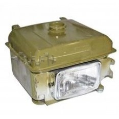 Бак топливный м/б   175N/180N   (7/9Hp)   (выступающая горловина, +фара)   TD Auto