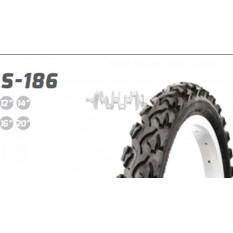 Велосипедная шина   12 * 1/2 * 2 1/4   (Шри Ланка)   LTK