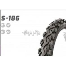 Велосипедная шина   14 * 1,75   (47-254)   (S-186 DELITIRE)   LTK