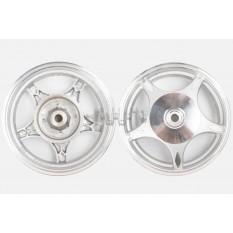 Диск колеса   2,15 * 10   (зад, барабан)   (легкосплавный, 19 шлицов)   ZV