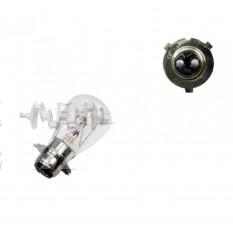 Лампа P15D-25-3 (3 уса)   12V 35W/35W   (белая)   EVO