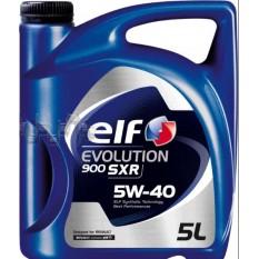 Масло автомобильное, 5л   (SAE 5W-40, синтетика, EVOLUTION 900 SXR)   ELF