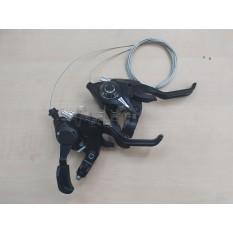 Моноблок переключения скоростей велосипеда   (L-3, R-7 скоростей)   (Altus)   (SHMN)   BDRK