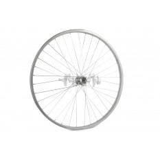 Обод велосипедный (в сборе)   28   (зад, 36 спиц)   (серый)   GL