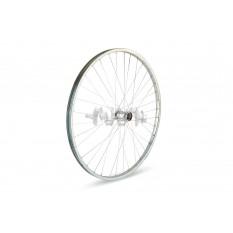 Обод велосипедный (в сборе)   28   (зад, 36 спиц)   (усиленный, обод цинк, спица 2мм)   ВОДАН   (#GL