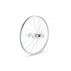 Обод велосипедный (в сборе)   28   (зад, 36 спиц)   (усиленный, обод цинк, спица 3мм)   ВОДАН   (#GL