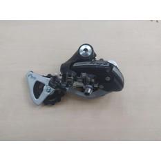 Переключатель скоростей велосипеда задний (крепеж на наконечник)   (ACERA)   (SHMN)   BDRK