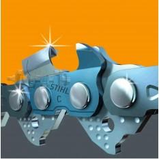Цепь пильная   325, 1.3mm, 76зв, RS, под шину 20 (50см) (Rapid Micro 23RM Pro)   STIHL ORIGINAL