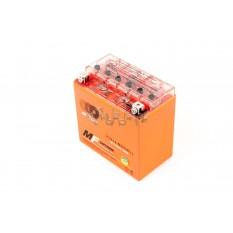 АКБ   6V 12А   AGM   (151х51х100)   (DB6-12) для электротехники   TERRY   (#AKY)