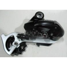 Переключатель скоростей велосипеда задний (крепеж на наконечник)   (M410)   (SHMN)   MVG