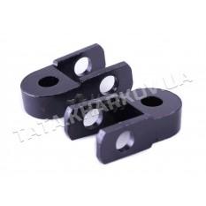 Удлинитель амортизатора   5см   (черный, без болтов)   TA