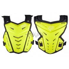 Захист жилет (size: L, жовтий) FOX арт.Z-932