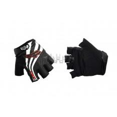 Перчатки FOX (mod:HD-09, без пальцев) арт.P-812