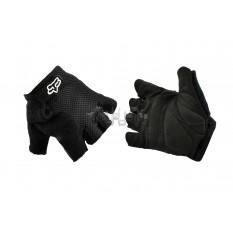 Рукавички без пальців GLOVE (mod: Freeride, size: M, чорні) FOX арт.P-855