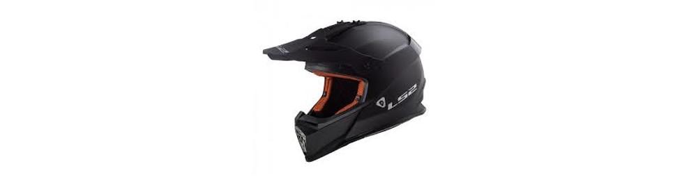 Кроссовые шлемы